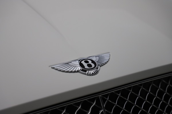 New 2020 Bentley Continental GT Convertible V8 First Edition for sale $281,365 at Bentley Greenwich in Greenwich CT 06830 25