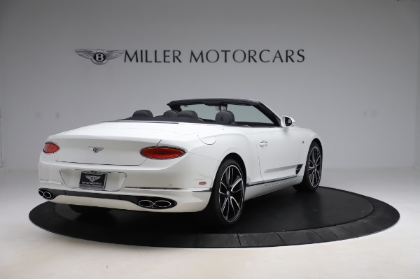 New 2020 Bentley Continental GTC V8 First Edition for sale $281,365 at Bentley Greenwich in Greenwich CT 06830 6