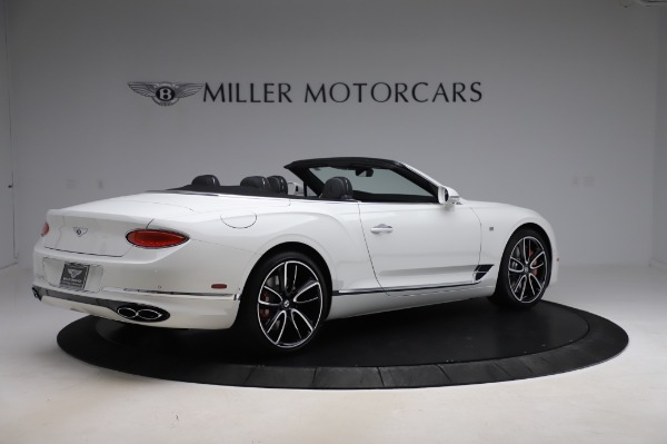 New 2020 Bentley Continental GT Convertible V8 First Edition for sale $281,365 at Bentley Greenwich in Greenwich CT 06830 7