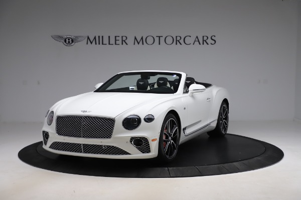 New 2020 Bentley Continental GT Convertible V8 First Edition for sale $281,365 at Bentley Greenwich in Greenwich CT 06830 1