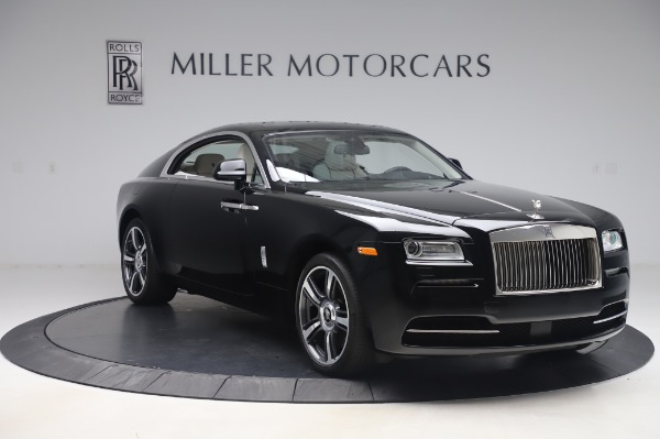 Used 2014 Rolls-Royce Wraith for sale $168,900 at Bentley Greenwich in Greenwich CT 06830 11