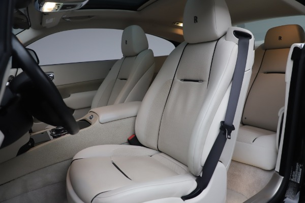 Used 2014 Rolls-Royce Wraith Base for sale $168,900 at Bentley Greenwich in Greenwich CT 06830 13