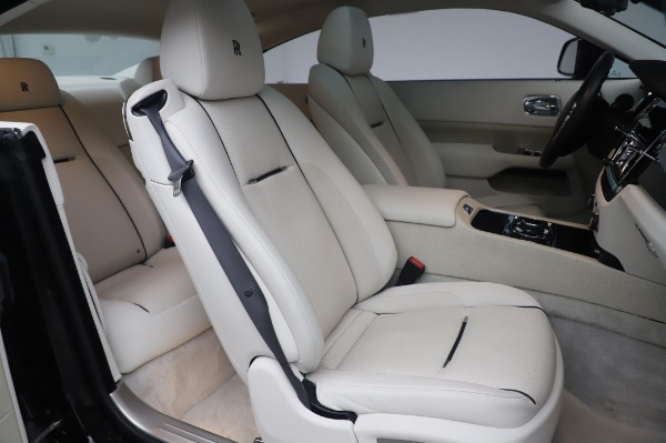Used 2014 Rolls-Royce Wraith Base for sale $168,900 at Bentley Greenwich in Greenwich CT 06830 14