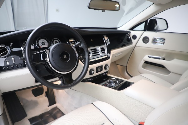 Used 2014 Rolls-Royce Wraith Base for sale $168,900 at Bentley Greenwich in Greenwich CT 06830 17
