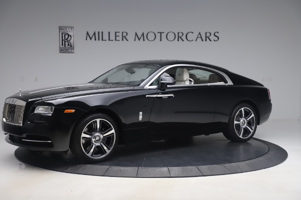 Used 2014 Rolls-Royce Wraith for sale $168,900 at Bentley Greenwich in Greenwich CT 06830 2