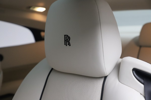 Used 2014 Rolls-Royce Wraith for sale $168,900 at Bentley Greenwich in Greenwich CT 06830 20