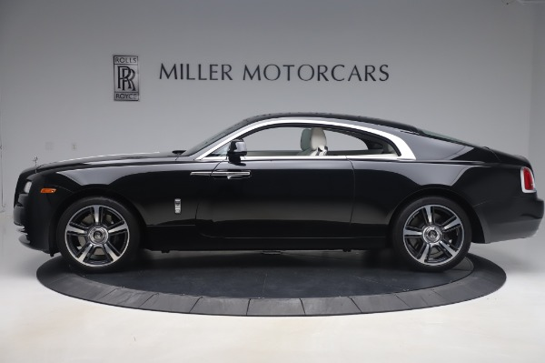 Used 2014 Rolls-Royce Wraith Base for sale $168,900 at Bentley Greenwich in Greenwich CT 06830 3