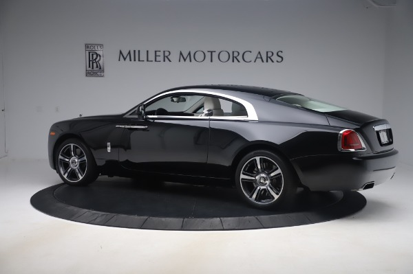 Used 2014 Rolls-Royce Wraith for sale $168,900 at Bentley Greenwich in Greenwich CT 06830 4
