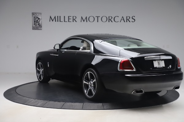 Used 2014 Rolls-Royce Wraith Base for sale $168,900 at Bentley Greenwich in Greenwich CT 06830 5
