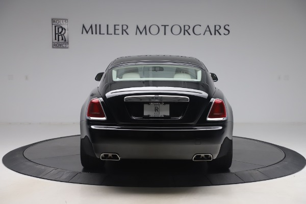 Used 2014 Rolls-Royce Wraith for sale $168,900 at Bentley Greenwich in Greenwich CT 06830 6