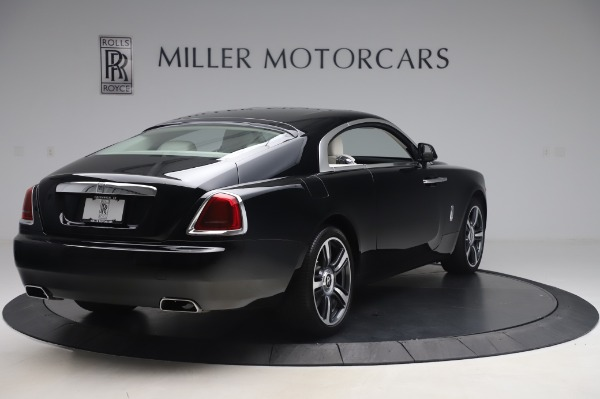 Used 2014 Rolls-Royce Wraith Base for sale $168,900 at Bentley Greenwich in Greenwich CT 06830 7