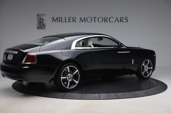 Used 2014 Rolls-Royce Wraith Base for sale $168,900 at Bentley Greenwich in Greenwich CT 06830 8