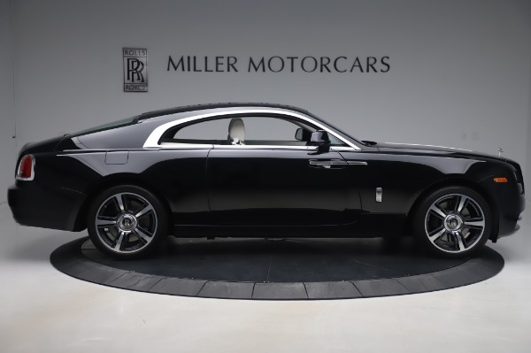 Used 2014 Rolls-Royce Wraith Base for sale $168,900 at Bentley Greenwich in Greenwich CT 06830 9
