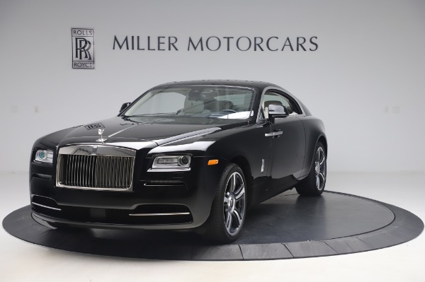 Used 2014 Rolls-Royce Wraith Base for sale $168,900 at Bentley Greenwich in Greenwich CT 06830 1