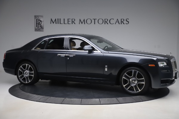 Used 2016 Rolls-Royce Ghost for sale $175,900 at Bentley Greenwich in Greenwich CT 06830 10