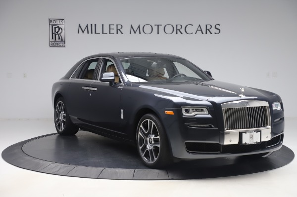 Used 2016 Rolls-Royce Ghost for sale $175,900 at Bentley Greenwich in Greenwich CT 06830 11