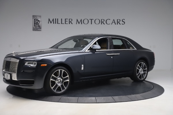Used 2016 Rolls-Royce Ghost for sale $175,900 at Bentley Greenwich in Greenwich CT 06830 2