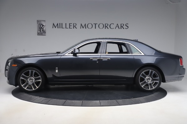 Used 2016 Rolls-Royce Ghost for sale $175,900 at Bentley Greenwich in Greenwich CT 06830 3