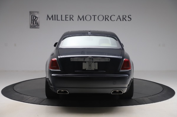 Used 2016 Rolls-Royce Ghost for sale $175,900 at Bentley Greenwich in Greenwich CT 06830 6