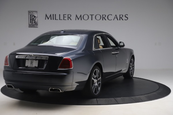 Used 2016 Rolls-Royce Ghost for sale $175,900 at Bentley Greenwich in Greenwich CT 06830 7