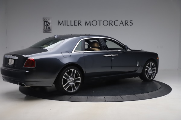 Used 2016 Rolls-Royce Ghost for sale $175,900 at Bentley Greenwich in Greenwich CT 06830 8