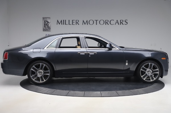 Used 2016 Rolls-Royce Ghost for sale $175,900 at Bentley Greenwich in Greenwich CT 06830 9