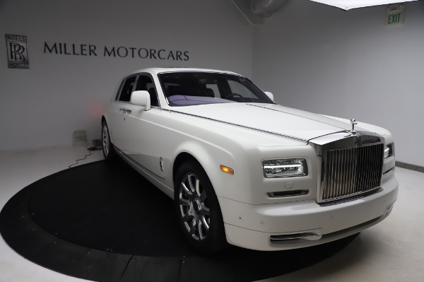 Used 2014 Rolls-Royce Phantom for sale $179,900 at Bentley Greenwich in Greenwich CT 06830 3