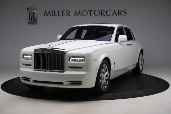 Used 2014 Rolls-Royce Phantom for sale $179,900 at Bentley Greenwich in Greenwich CT 06830 1