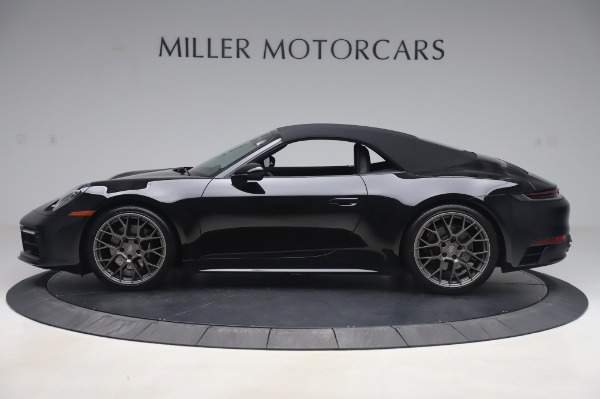 Used 2020 Porsche 911 Carrera 4S for sale Call for price at Bentley Greenwich in Greenwich CT 06830 13