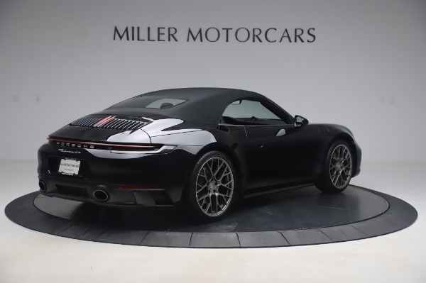 Used 2020 Porsche 911 Carrera 4S for sale Call for price at Bentley Greenwich in Greenwich CT 06830 15