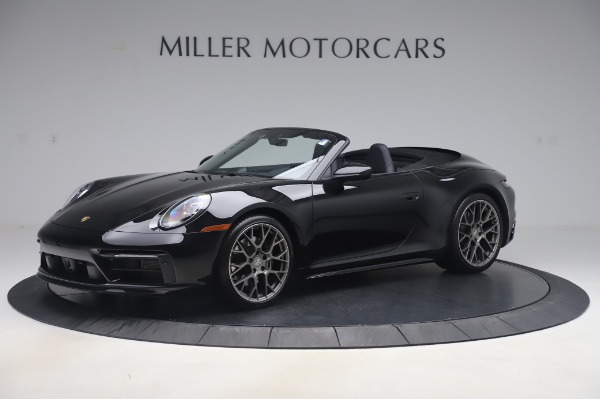 Used 2020 Porsche 911 Carrera 4S for sale Call for price at Bentley Greenwich in Greenwich CT 06830 2