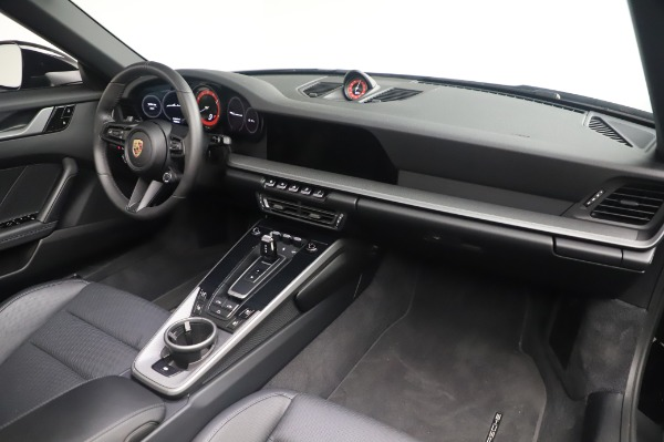 Used 2020 Porsche 911 Carrera 4S for sale Call for price at Bentley Greenwich in Greenwich CT 06830 22