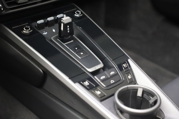 Used 2020 Porsche 911 Carrera 4S for sale Call for price at Bentley Greenwich in Greenwich CT 06830 26