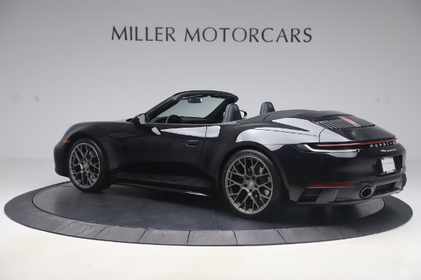 Used 2020 Porsche 911 Carrera 4S for sale Call for price at Bentley Greenwich in Greenwich CT 06830 4