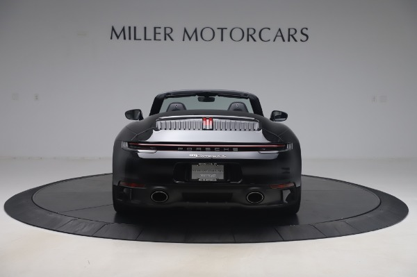 Used 2020 Porsche 911 Carrera 4S for sale Call for price at Bentley Greenwich in Greenwich CT 06830 6