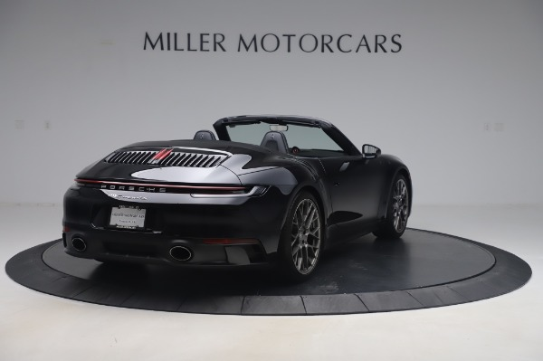 Used 2020 Porsche 911 Carrera 4S for sale Call for price at Bentley Greenwich in Greenwich CT 06830 7