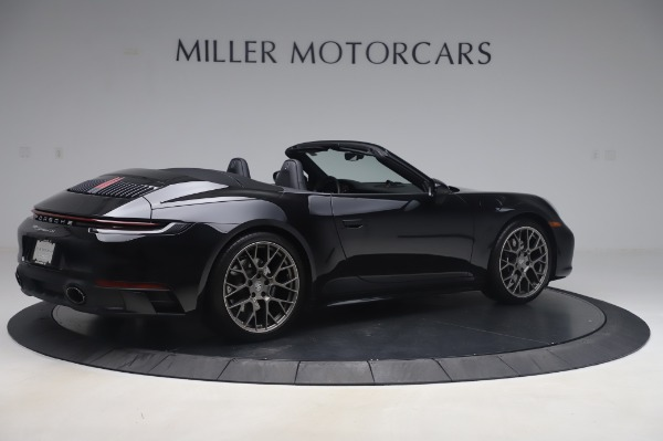 Used 2020 Porsche 911 Carrera 4S for sale Call for price at Bentley Greenwich in Greenwich CT 06830 8