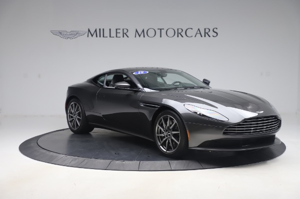 Used 2019 Aston Martin DB11 V8 Coupe for sale Sold at Bentley Greenwich in Greenwich CT 06830 10