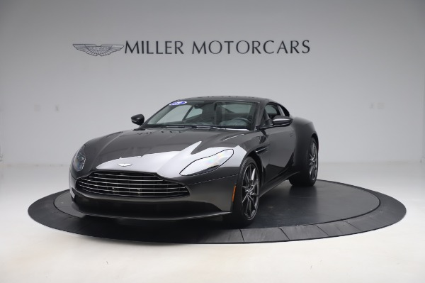 Used 2019 Aston Martin DB11 V8 Coupe for sale Sold at Bentley Greenwich in Greenwich CT 06830 12