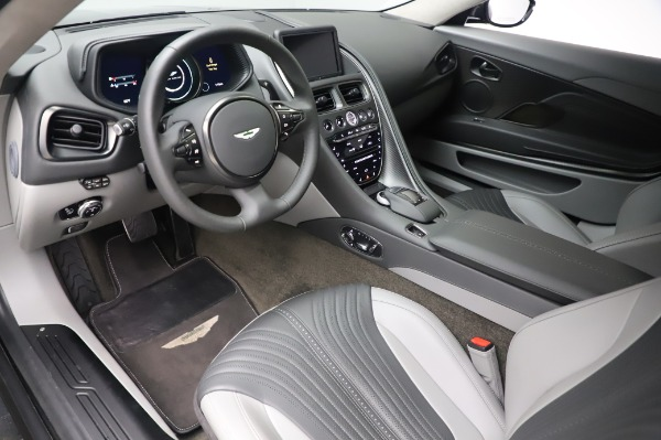 Used 2019 Aston Martin DB11 V8 Coupe for sale Sold at Bentley Greenwich in Greenwich CT 06830 13