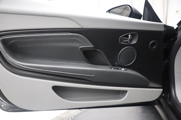 Used 2019 Aston Martin DB11 V8 Coupe for sale Sold at Bentley Greenwich in Greenwich CT 06830 16