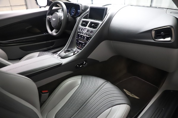 Used 2019 Aston Martin DB11 V8 Coupe for sale Sold at Bentley Greenwich in Greenwich CT 06830 19