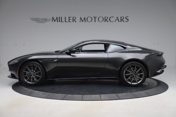 Used 2019 Aston Martin DB11 V8 Coupe for sale Sold at Bentley Greenwich in Greenwich CT 06830 2
