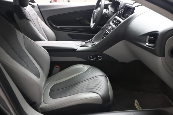 Used 2019 Aston Martin DB11 V8 Coupe for sale Sold at Bentley Greenwich in Greenwich CT 06830 20