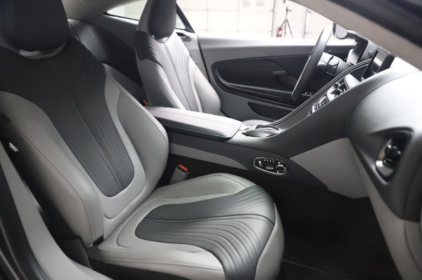 Used 2019 Aston Martin DB11 V8 Coupe for sale Sold at Bentley Greenwich in Greenwich CT 06830 21