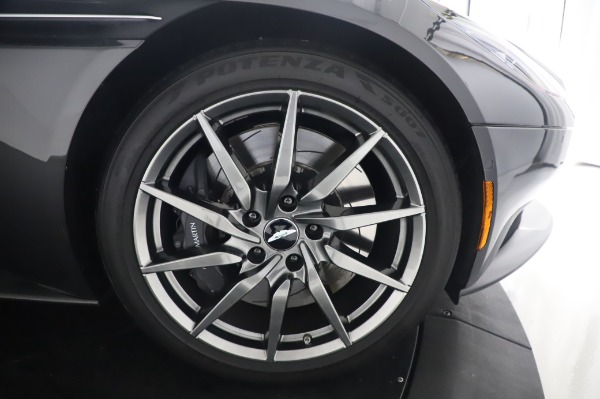 Used 2019 Aston Martin DB11 V8 Coupe for sale Sold at Bentley Greenwich in Greenwich CT 06830 23