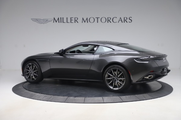 Used 2019 Aston Martin DB11 V8 Coupe for sale Sold at Bentley Greenwich in Greenwich CT 06830 3