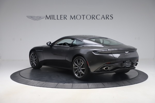 Used 2019 Aston Martin DB11 V8 Coupe for sale Sold at Bentley Greenwich in Greenwich CT 06830 4