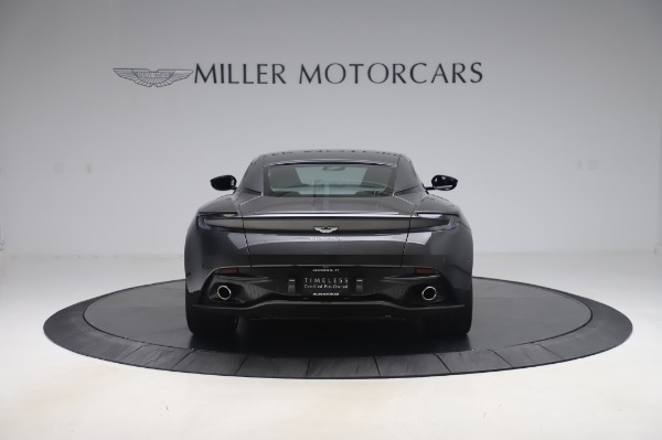 Used 2019 Aston Martin DB11 V8 Coupe for sale Sold at Bentley Greenwich in Greenwich CT 06830 5