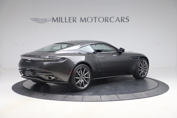 Used 2019 Aston Martin DB11 V8 Coupe for sale Sold at Bentley Greenwich in Greenwich CT 06830 7